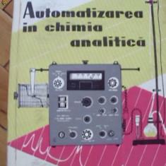 AUTOMATIZAREA IN CHIMIA ANALITICA