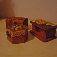 Cutiute lucrate manual