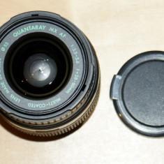 Obiectiv Quantaray (Sigma) mx af 28-80mm 1:3.5-5.6 55mm pentru Minolta/Sony Alpha DSLR - Obiectiv DSLR Sigma, Tele, Minolta - Md