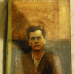 Ray Monk Ludwig Wittgenstein The Duty of Genius - Carte Filosofie