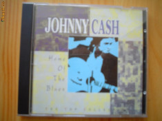 johnny cash home of the blues cd disc muzica blues rock n roll country ed vest