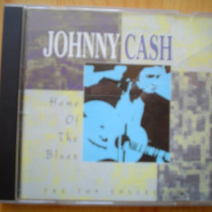 Johnny cash home of the blues cd disc muzica blues rock n roll country