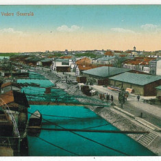 2149 - GALATI - Dana portului - old postcard - unused