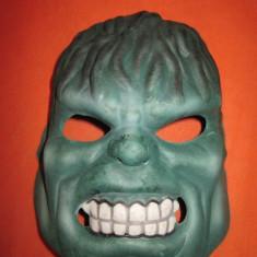 Masca din guma cap demon marime universala - Masca carnaval