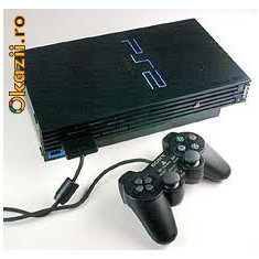 Vand / Schimb Play Station 2 + jocuri - PlayStation 2 Sony