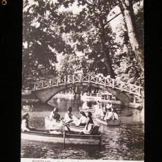 RC - BOTOSANI 13 - Carte Postala Moldova dupa 1918, Circulata, Fotografie