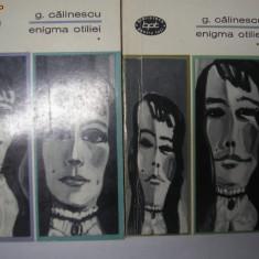 Enigma Otiliei 2 vol,g2, 1967