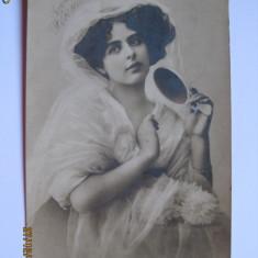 CARTE POSTALA CIRCULATA DIN 1915