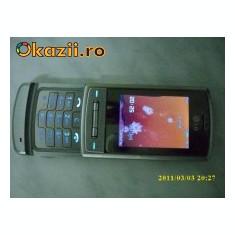 VAND LG KE970 IN STARE BUNA DE FUNCTIONARE - Telefon LG, Negru, Neblocat, Cu slide, 240x320 pixeli (QVGA), 16 M