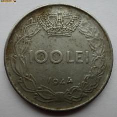 100 lei 1944 - 2 - - Moneda Romania