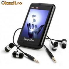 MP4/MP3/Wma/FM Player, EnergySistem Ingennio 5000 hdp M-EX 2gb, Ecran 3.5