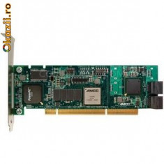 Controler Raid 4SATA 3ware 9550SXU4LP - Server de stocare