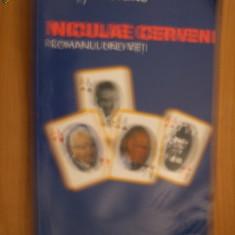 NICOLAE CERVENI (autograf) * Romanul unei Vieti - Ion Scheianu - 1999, 238 p. - Carte Monografie