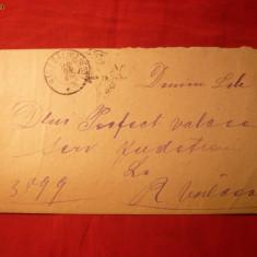 Plic Oficial circ.Baile Calimanesti-Rm.Valcea 1896