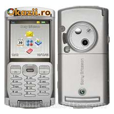 Telefon mobil Sony Ericsson P990i. Made in France.