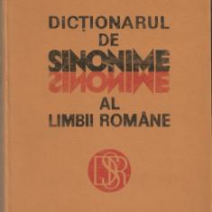 Luiza Seche / Mircea Seche - Dictionar de sinonime al limbii romane (1114 pagini) - Dictionar sinonime