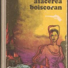 (C823) AFACEREA BOISCORAN DE EMILE GABORIAU, EDITURA DACIA, CLUJ-NAPOCA, 1975, IN ROMANESTE DE VLAD MUSATESCU