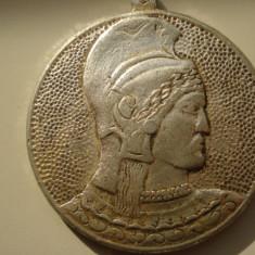 Medalie - Cap de roman - Medalii Romania