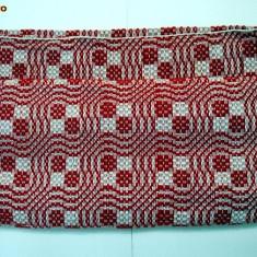 Covor din lana tesut manual 540 x 72 cm