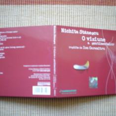 Nichita stanescu o viziunea a sentimentelor rostite de ion caramitru cd disc - Audiobook, An: 2007
