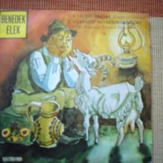 Benedek elek mesek basme povesti copii limba maghiara dramatizare disc vinyl 10