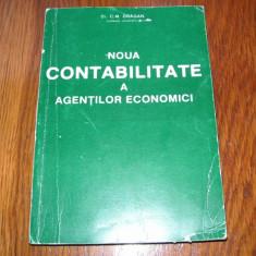 NOUA CONTABILITATE A AGENTILOR ECONOMICI - C.M.DRAGAN - Carte Contabilitate