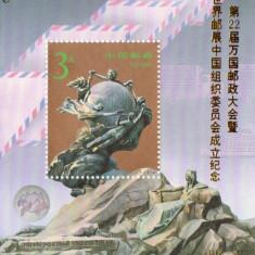 COLITA TIMBRE CHINA 1994 - Timbre straine