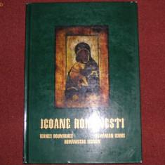 Icoane romanesti de Geta Marculescu-Popescu - Album Arta