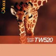 VAND VIDEOPROIECTOR EPSON TW520, HD, 1080i, INTRARE HDMI, IM, Intre 2000 si 2499, 1920x1080, peste 3000
