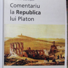V Muresan Comentariu la Republica lui Platon Ed. Paideia 2006 - Filosofie