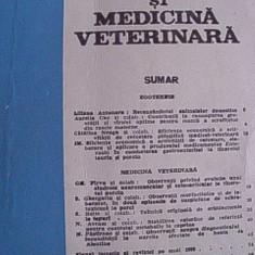 ZOOTEHNIE SI MEDICINA VETERINARA -DECEMBRIE 1988 - Carte Medicina veterinara