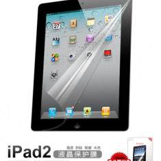 Folie Profesionala Transparenta Apple iPad 2 New iPad 3 4 by Yoobao made in Japan Originala - Folie protectie tableta