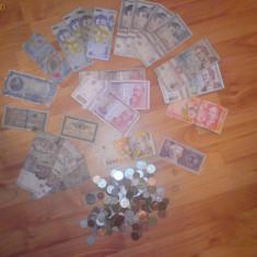 Vand bancnote si monezi vechi ramanesti si staine - Bancnota romaneasca