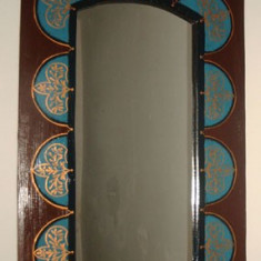 OGLINDA DECORATIVA cu motive medievale - Oglinda living