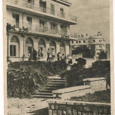 Carte postala-CONSTANTA-Eforie Clubul CCS - Carte Postala Dobrogea dupa 1918
