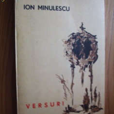 ION  MINULESCU    _     Versuri