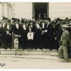 1453 - BRAILA - old postcard, real FOTO - unused