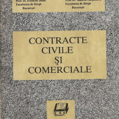 Francisc Deak / Stanciu Carpenaru - Contracte civile si comerciale - Carte Drept civil