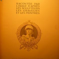 La Guerre racontee par l'image d'apres les sculpteurs, les graveurs et les peintres  - ( franceza, 1903)