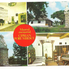 Carte postala-SUCEAVA-Comuna Ciprian Porumbescu - Carte Postala Moldova dupa 1918