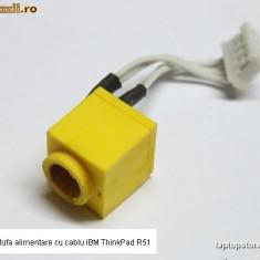 Mufa alimentare cu, cablu IBM ThinkPad R51