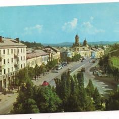 Carte postala(ilustrata)-TURDA-vedere - Carte Postala Transilvania dupa 1918