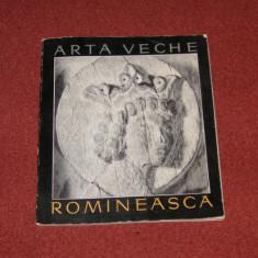 Arta veche romaneasca - Album Arta