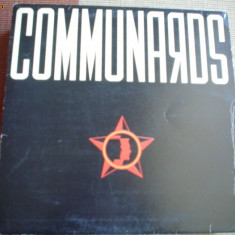 Communards album disc vinyl lp muzica synth pop 1986 mapa texte jugoton yug, VINIL