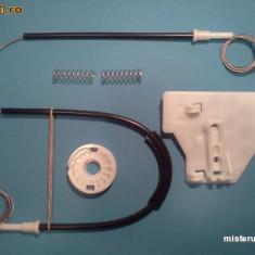 Kit reparatie macara geam actionat electric Audi A4 B7/8E/8H ('05-'08)spate st