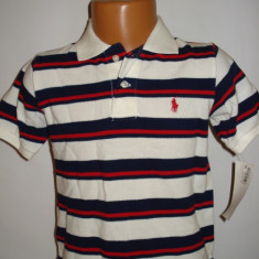 Tricou Polo Ralph Lauren baieti 2 ani
