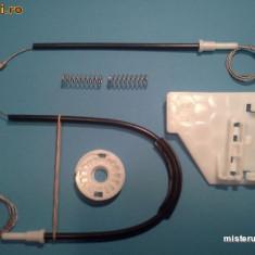 Kit reparatie macara geam actionat electric Audi A4 B6/8E/8H ('00-'05)spate dr.