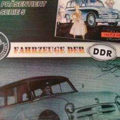 TRABANT P70-DDR MODELE- ++1799 DE LICITATII !! - Macheta auto