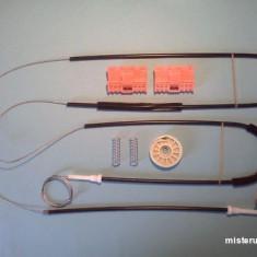 Kit reparatie macara geam  Audi A6 (pt an fab.'05-'09)f ata stanga