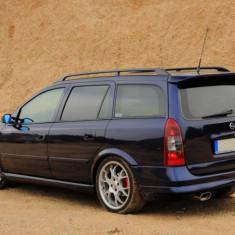 Eleron spoiler Opel Astra G Caravan Irmscher ver2 - Eleroane tuning, ASTRA G (F48_, F08_) - [1998 - 2009]